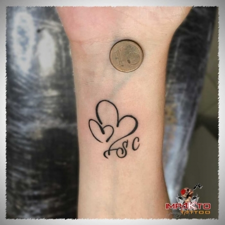 Tatuaje Ilustrativo Amor