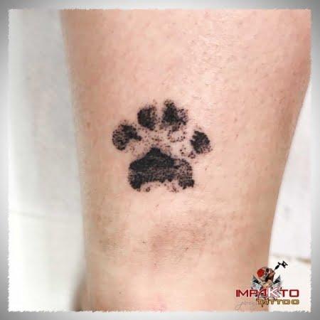 Tatuaje Realista Huella